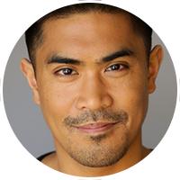 JB Tadena (Venom, Hawaii 5.0, NCIS:LA)